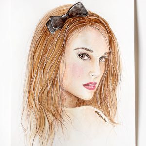 natalie-portman-miss-dior-drawing-illustration